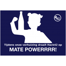 MATE POWERRRR!