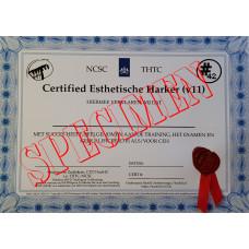 Certified Esthetische Harker