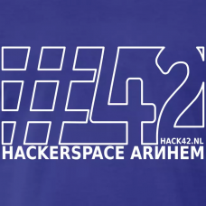 Hack42 - Fitted Tshirt