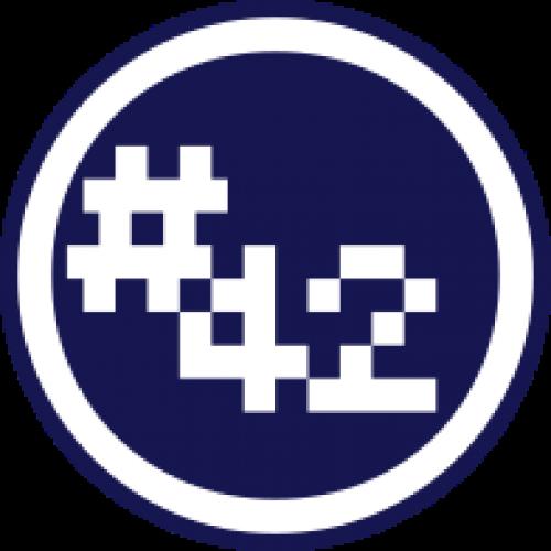 Hack42 Favicon Rond - Stickervel