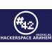 Hack42 Favicon - Stickervel